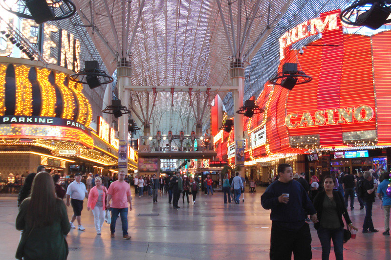 Fremont St. Experience